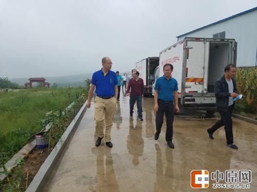 河南省畜牧兽医执法阶段性评价第四考核组到郑州市督导检查