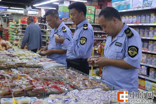 开展月饼市场检查,保障双节食品安全